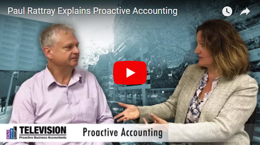 What is a proactive accountant?