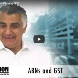 ABNs and GST