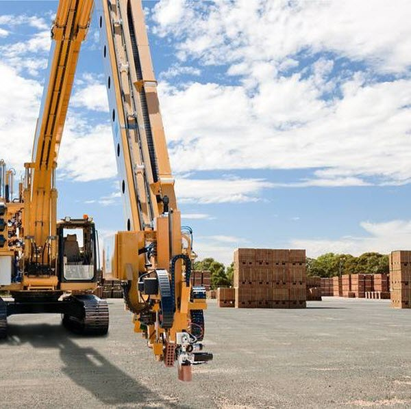 A New Face in the Bricklaying Industry