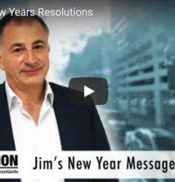 New Year New Accounting Goals of Jim Vass