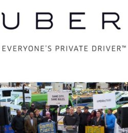 Uber commences court action against ATO