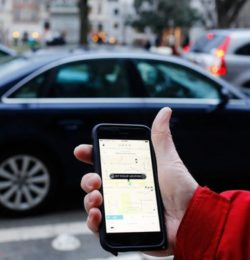 Uber Partnership to Deliver Car Loans