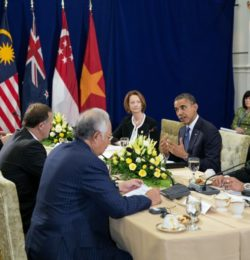 Trans-Pacific Partnership (TPP) Deal