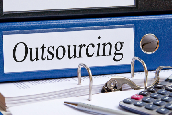 Delegate and Outsource