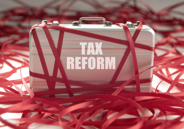 TAX Reform on the top of agenda