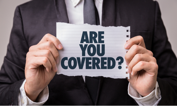 Check the type of insurance cover you have