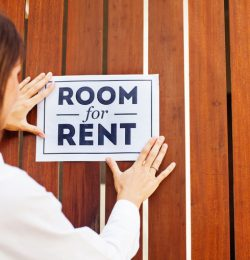 Apportion of rental income